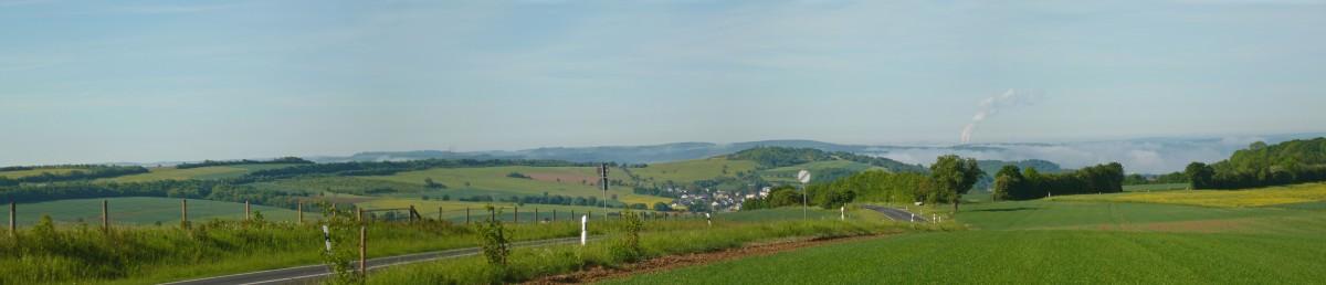 Trierweiler/Udelfangen -  Weitblick ohne Grenzen